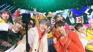 SEVENTEEN - Snap Shoot SBS Inkigayo Ep 1019