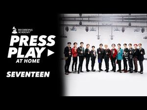 """SEVENTEEN Performs A High-Octane Version Of """"VERY NICE"""" - Press Play"""