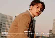 Mingyu 2021 SEVENTEEN ONLINE CONCERT IN-COMPLETE'