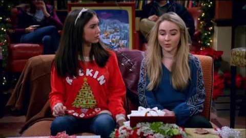 "Girl_Meets_World_3x18_""Girl_Meets_A_Christmas_Maya""_Promo"