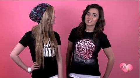 Twilight Tutorial How to get Bella's Hairstyle by Megan and Liz