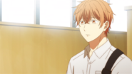 Mafuyu asking Ritsuka Without looking (44)
