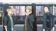 Hiiragi Yuki & Yagi turning around (56)