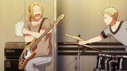 Haruki prodded by Akihiko