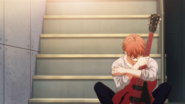 Mafuyu sitting with his guitar (50)