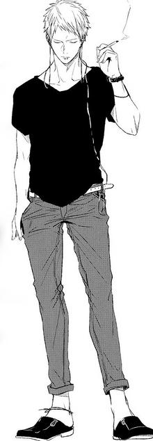 Akihiko Kaji manga profile.png