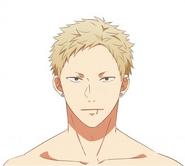 Akihiko Kaji's Face