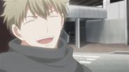 Yuki smiling at Mafuyu (30)