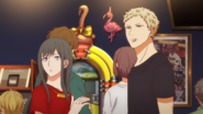 Yayoi & Akihiko being interrupted (95)