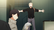 Akihiko telling Ugetsu he's home (50)