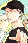 Akihiko Kaji Manga Profile