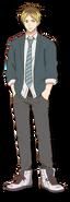 Character hiiragi