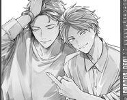 Hiiragi and Shizusumi by Kizu Natsuki