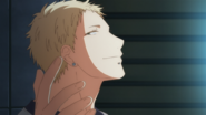 Akihiko asking if Ritsuka is gonna say there's something wrong with him (9)