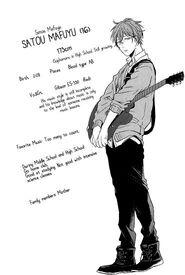 Mafuyu Sato Manga Info