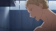 Akihiko brushing his teeth (11)