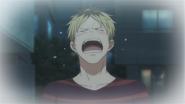 Hiiragi starts crying (40)