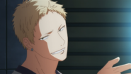 Akihiko asking if Ritsuka is gonna say there's something wrong with him (10)