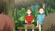 Hiiragi & Yagi looking at the two (46)