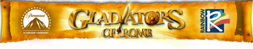 Rainbow Gladiators of Rome logo.png