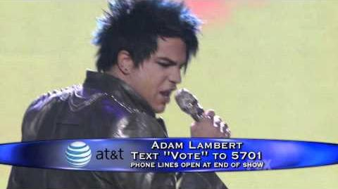 Adam Lambert - Whole Lotta Love AI 8