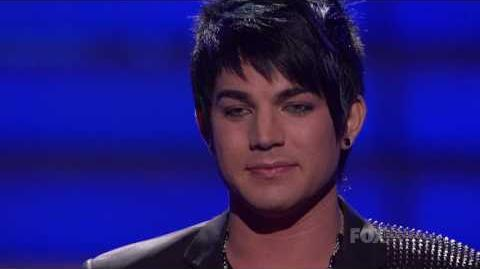 Adam Lambert - No Boundaries - American Idol Top 2 1080HD