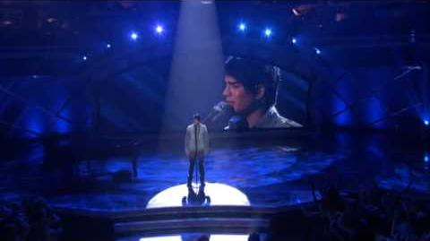 Adam Lambert - One -American Idol Performance- (High Quality)