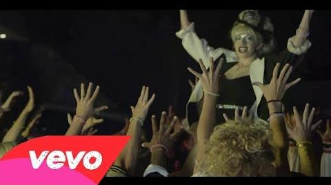"""Lady_Gaga_-_Who_Let_the_Freks_Out_Official_Video_from_""""Pop_Star_High"""""""