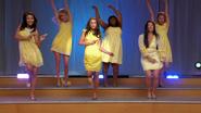 New Directions Girls (prima generazione)