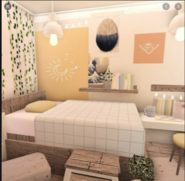 Bloxburg dream bedroom