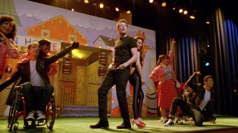 GLEE_-_You're_The_One_That_I_Want_(Full_Performance)_HD