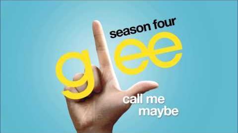Call Me Maybe Glee HD FULL STUDIO
