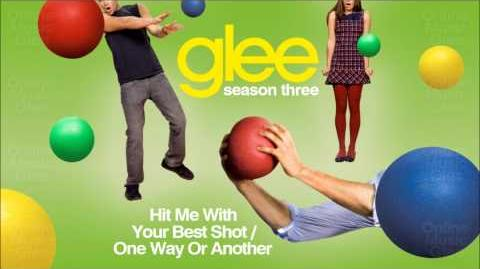 Hit_me_with_your_best_shot_One_way_or_another_-_Glee_HD_Full_Studio