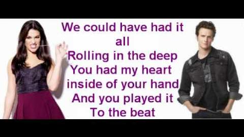 Rolling_in_the_deep_By_Glee_cast_With_lyrics.!