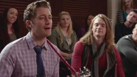 GLEE 'Teach Your Children' Full Performance