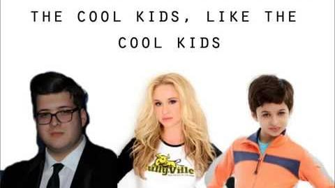 Glee Cast - Cool Kids lyrics