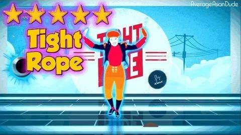 Just_Dance_3_-_Tight_Rope_(Solo_Version)_-_5*_Stars