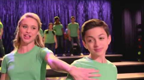 Glee - Cool Kids Official Music Video HD