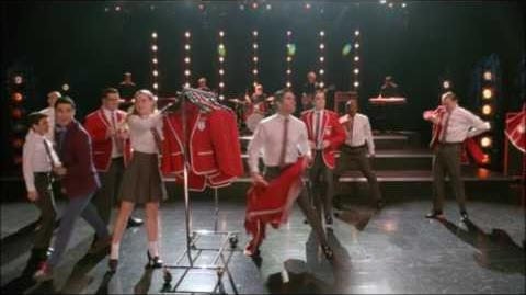 Glee - Rise (Full performance) 6x10