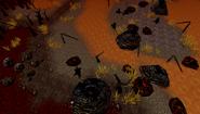Lava Land tileset