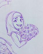 Zahra Doodles 03 by kawaiimelodies