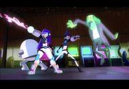 The duo fight glitches