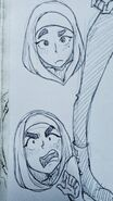 Zahra Doodles 02 by kawaiimelodies
