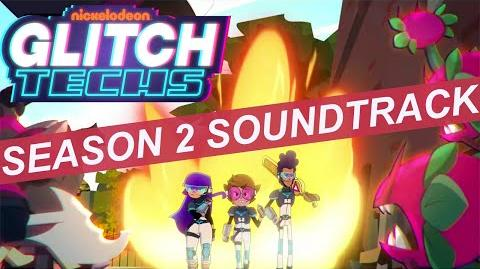"Glitch Techs Season 2 OST - ""Eat It Hot Shot"" by Brad Breeck"