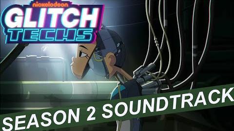 "Glitch Techs Season 2 OST - ""Some Kind Of Crazy Glitch Monster"" by Brad Breeck"