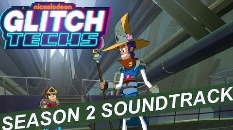 "Glitch Techs Season 2 OST - ""It's A Chomp Kitty"" by Brad Breeck"