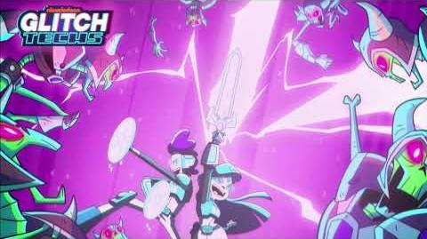 Glitch Techs OST - Smash You To Dust - by Brad Breeck