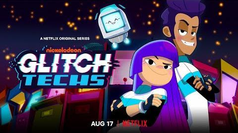 Glitch Techs Season 2 Trailer 🎮 Netflix Futures