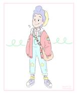 Pastel Fashion Five by kawaiimelodies
