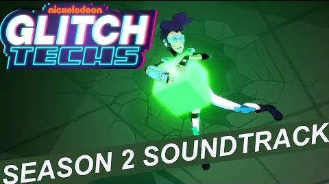 """Glitch Techs Season 2 OST - """"Is This Friend Or Foe"""" by Brad Breeck"""